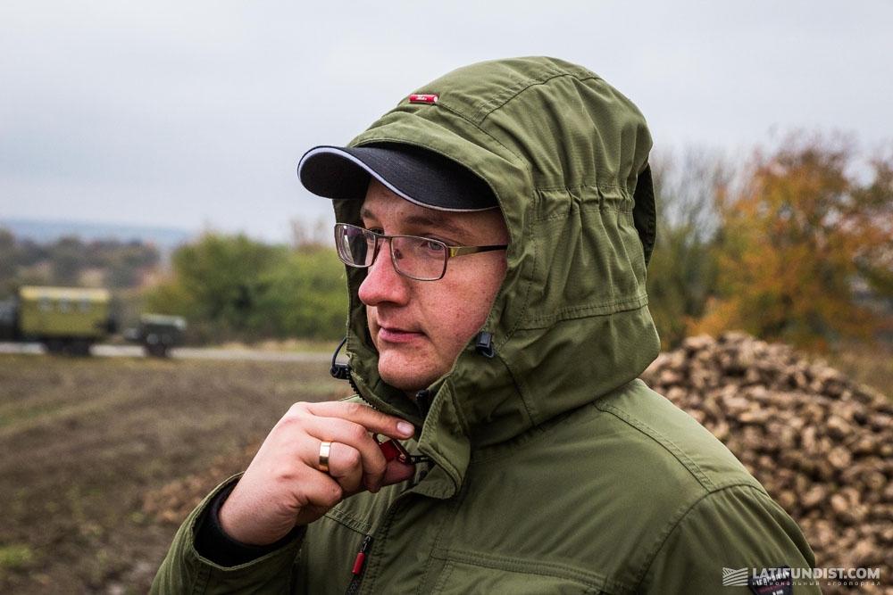 Тарас Борух, и.о. директора Западного региона «Август-Украина»